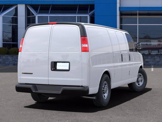 2021 Chevrolet Express 3500 4x2, Empty Cargo Van #15556 - photo 1