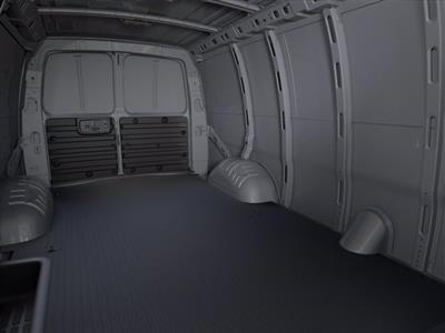 2021 Chevrolet Express 3500 4x2, Empty Cargo Van #15558 - photo 2