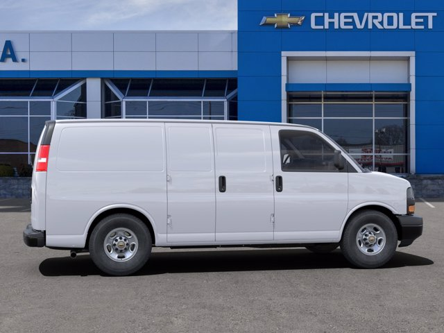 2021 Chevrolet Express 2500 4x2, Empty Cargo Van #15566 - photo 5