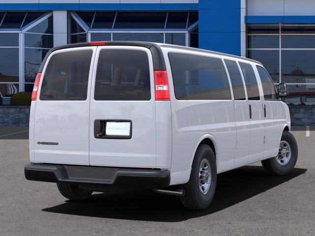 2021 Chevrolet Express 3500 4x2, Passenger Wagon #15576 - photo 1