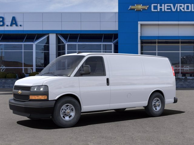 2021 Chevrolet Express 2500 4x2, Empty Cargo Van #15635 - photo 3