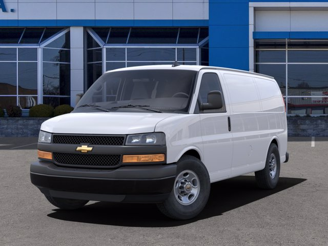 2021 Chevrolet Express 2500 4x2, Empty Cargo Van #15635 - photo 6