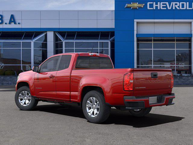 2021 Chevrolet Colorado Extended Cab 4x2, Pickup #15682 - photo 4