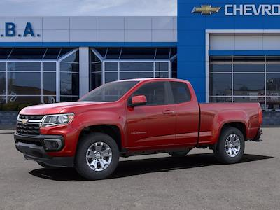 2021 Chevrolet Colorado Extended Cab 4x2, Pickup #15682 - photo 3