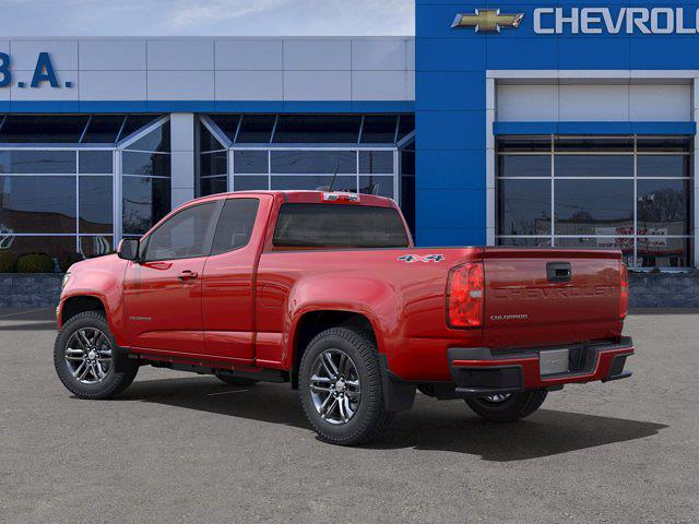 2021 Chevrolet Colorado Extended Cab 4x4, Pickup #15756 - photo 4