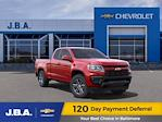 2021 Chevrolet Colorado Extended Cab 4x4, Pickup #15756 - photo 1