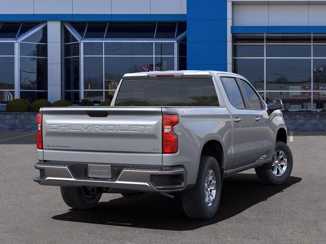 2021 Chevrolet Silverado 1500 Crew Cab 4x4, Pickup #15761 - photo 2