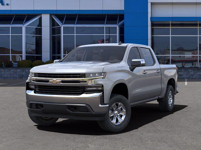 2021 Chevrolet Silverado 1500 Crew Cab 4x4, Pickup #15761 - photo 6