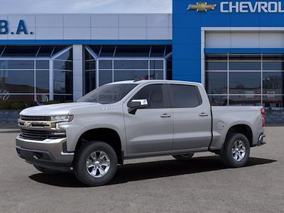 2021 Chevrolet Silverado 1500 Crew Cab 4x4, Pickup #15761 - photo 3