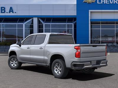 2021 Chevrolet Silverado 1500 Crew Cab 4x4, Pickup #15761 - photo 4