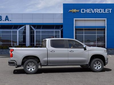 2021 Chevrolet Silverado 1500 Crew Cab 4x4, Pickup #15761 - photo 5
