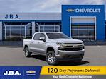 2021 Chevrolet Silverado 1500 Crew Cab 4x4, Pickup #15761 - photo 1