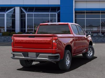 2021 Chevrolet Silverado 1500 Crew Cab 4x4, Pickup #15765 - photo 2