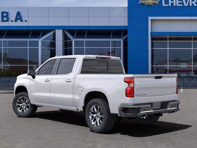 2021 Chevrolet Silverado 1500 Crew Cab 4x4, Pickup #15766 - photo 4