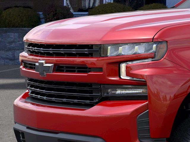 2021 Chevrolet Silverado 1500 Crew Cab 4x4, Pickup #15814 - photo 11