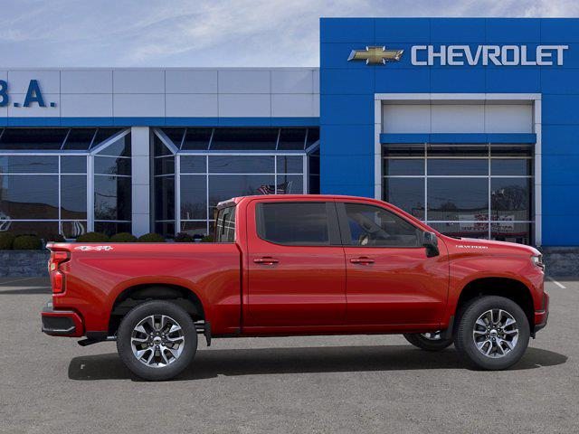 2021 Chevrolet Silverado 1500 Crew Cab 4x4, Pickup #15814 - photo 5