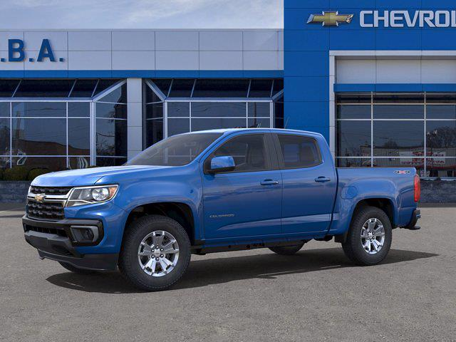 2021 Chevrolet Colorado Crew Cab 4x4, Pickup #15837 - photo 3