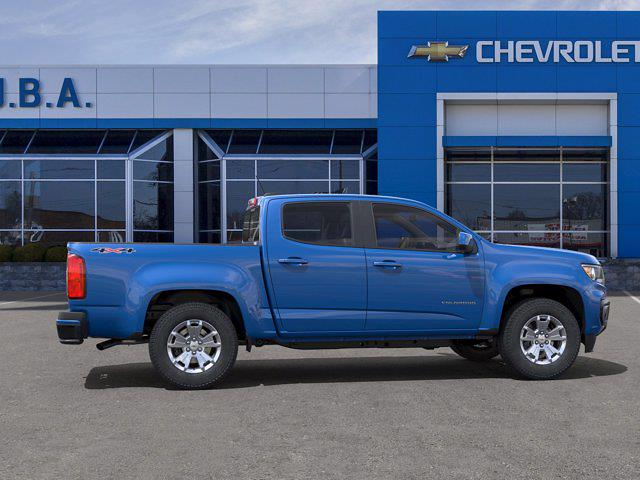 2021 Chevrolet Colorado Crew Cab 4x4, Pickup #15837 - photo 5