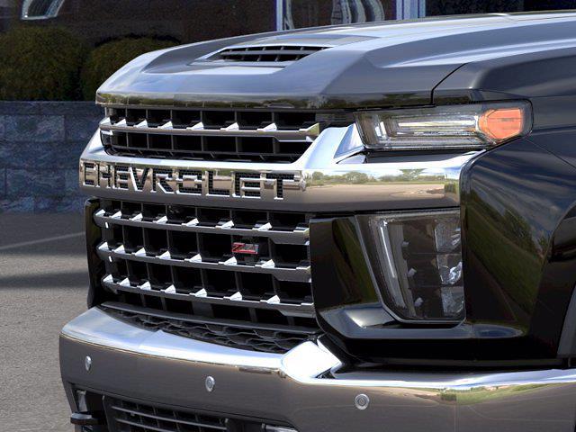 2021 Chevrolet Silverado 2500 Crew Cab 4x4, Pickup #15887 - photo 11