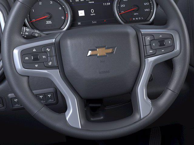 2021 Chevrolet Silverado 2500 Crew Cab 4x4, Pickup #15887 - photo 16