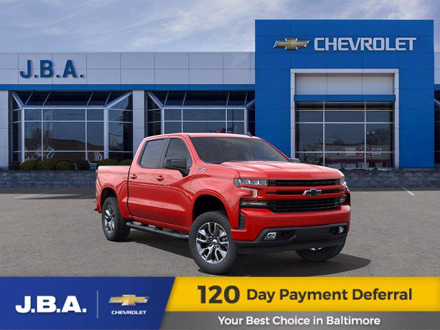 2021 Chevrolet Silverado 1500 Crew Cab 4x4, Pickup #15888 - photo 1