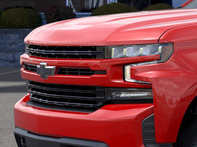 2021 Chevrolet Silverado 1500 Crew Cab 4x4, Pickup #15888 - photo 11