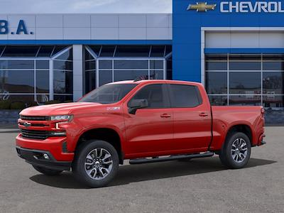 2021 Chevrolet Silverado 1500 Crew Cab 4x4, Pickup #15888 - photo 3