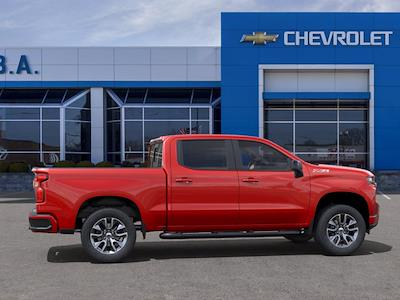 2021 Chevrolet Silverado 1500 Crew Cab 4x4, Pickup #15888 - photo 5