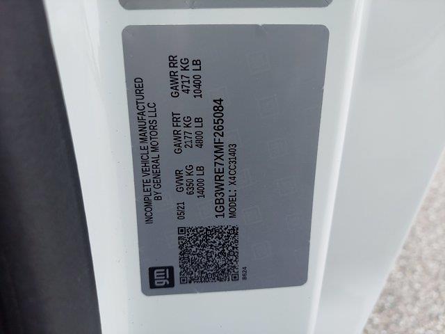 2021 Silverado 3500 Regular Cab 4x2,  Knapheide Value-Master X Stake Bed #16246 - photo 14