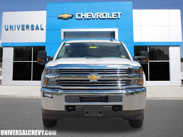 2018 Silverado 2500 Crew Cab 4x4,  Knapheide Service Body #1098 - photo 3