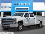 2018 Silverado 2500 Crew Cab 4x4,  Knapheide Service Body #1098 - photo 1
