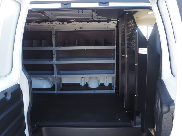 2018 Express 2500 4x2,  Upfitted Cargo Van #1253 - photo 5