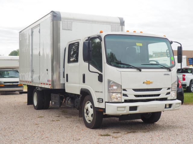 2020 Chevrolet LCF 5500HD Crew Cab RWD, Cab Chassis #1840 - photo 1