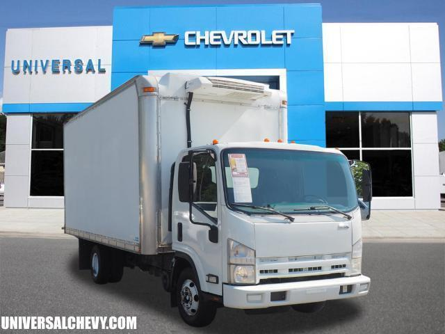 2010 Isuzu NPR Regular Cab 4x2, Refrigerated Body #1863A - photo 1