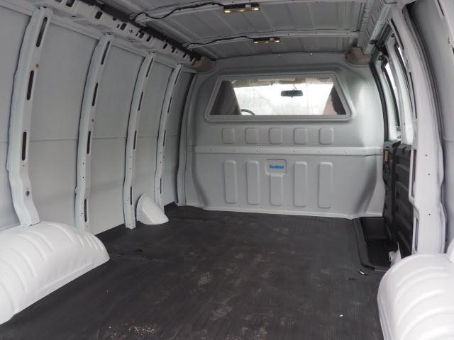 2020 Chevrolet Express 3500 4x2, Sortimo Upfitted Cargo Van #2551 - photo 1