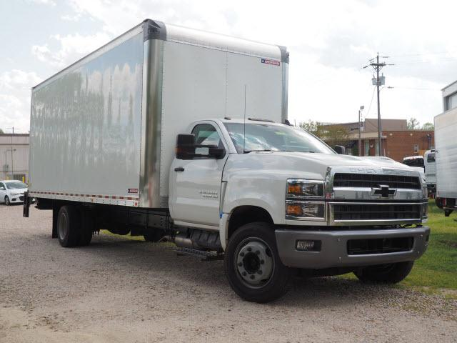 2020 Chevrolet Silverado 6500 Regular Cab DRW 4x2, Morgan Dry Freight #2569 - photo 1