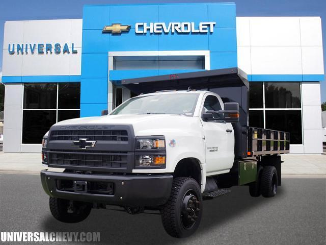 2020 Chevrolet Silverado 4500 Regular Cab DRW 4x4, PJ's Landscape Dump #2818 - photo 1