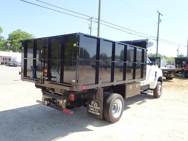 2020 Chevrolet Silverado 5500 Regular Cab DRW 4x4, PJ's Landscape Dump #3332 - photo 1