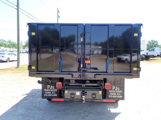 2020 Silverado 5500 Regular Cab DRW 4x4,  PJ's Truck Bodies Landscape Dump #3332 - photo 4