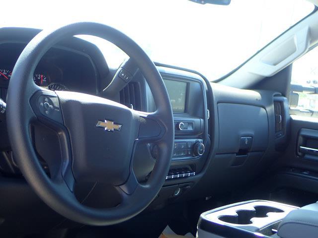 2020 Silverado 5500 Regular Cab DRW 4x4,  PJ's Truck Bodies Landscape Dump #3332 - photo 10