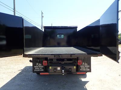 2020 Silverado 5500 Regular Cab DRW 4x4,  PJ's Truck Bodies Landscape Dump #3332 - photo 6
