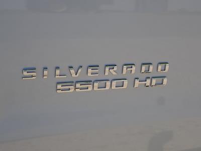 2020 Silverado 5500 Regular Cab DRW 4x4,  PJ's Truck Bodies Landscape Dump #3332 - photo 9