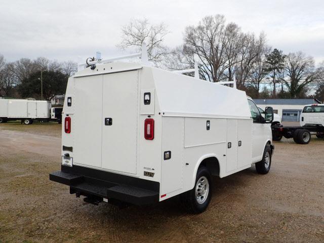 2021 Chevrolet Express 3500 4x2, Knapheide Service Utility Van #3394 - photo 1