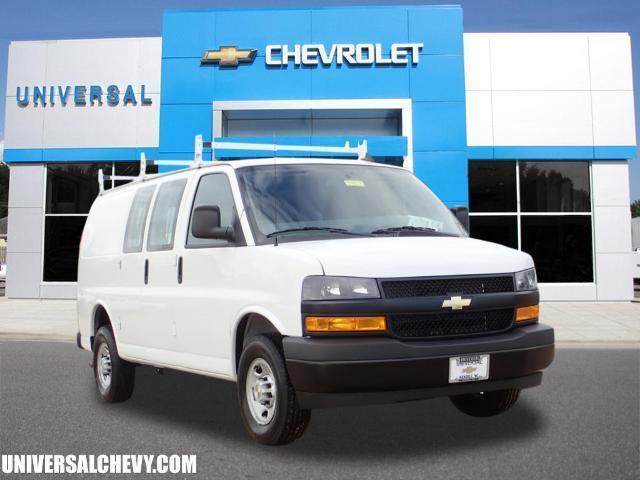 2020 Chevrolet Express 2500 4x2, Knapheide Empty Cargo Van #3459 - photo 1