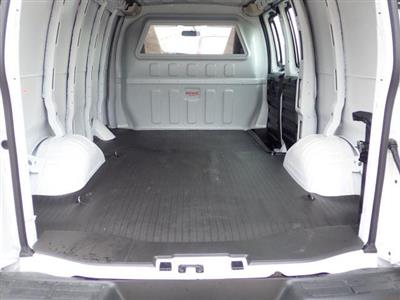 2020 Chevrolet Express 2500 4x2, Knapheide KVE Empty Cargo Van #3459 - photo 2