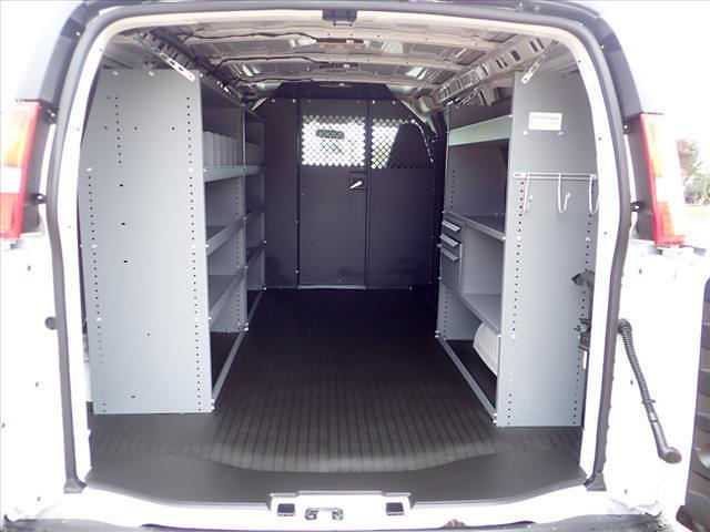 2020 Chevrolet Express 2500 4x2, Masterack Upfitted Cargo Van #3481 - photo 1