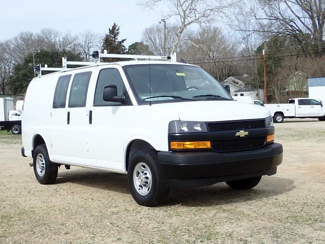 2020 Chevrolet Express 2500 4x2, Knapheide Empty Cargo Van #3560 - photo 1