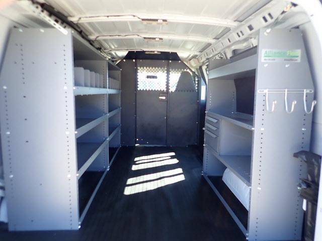 2021 Chevrolet Express 2500 4x2, Masterack Upfitted Cargo Van #3574 - photo 1