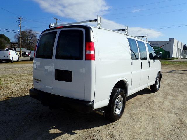 2020 Chevrolet Express 2500 4x2, Knapheide Upfitted Cargo Van #3610 - photo 1