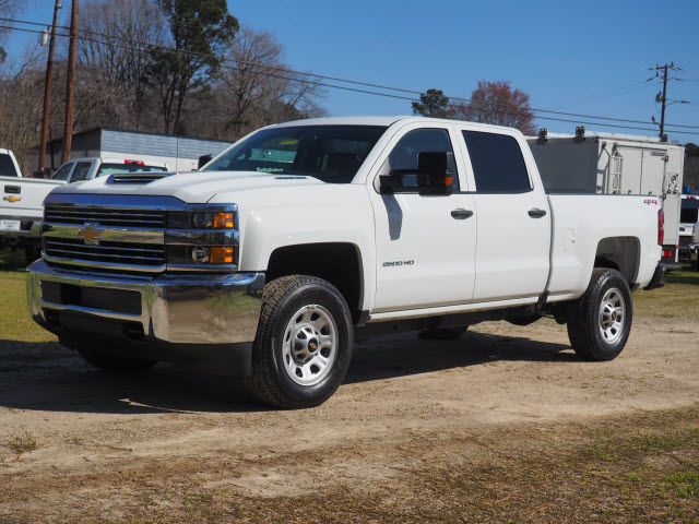 2018 Silverado 2500 Crew Cab 4x4,  Pickup #9595 - photo 3